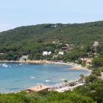 Strand in Procchio