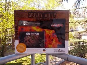 GrillyBilly – der elektrische Grillanzünder