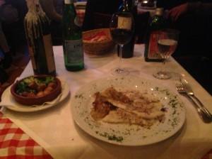 Essen bei Anna