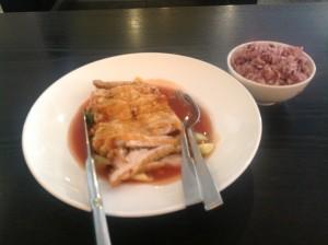 Süß-Sauer im Saigon Cafe