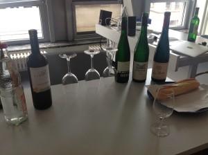 Kulinarische Session auf dem TYPO3camp – der Weintest