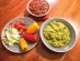 Guacamole & Salsa für Tortillas