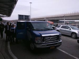Shuttle in New York